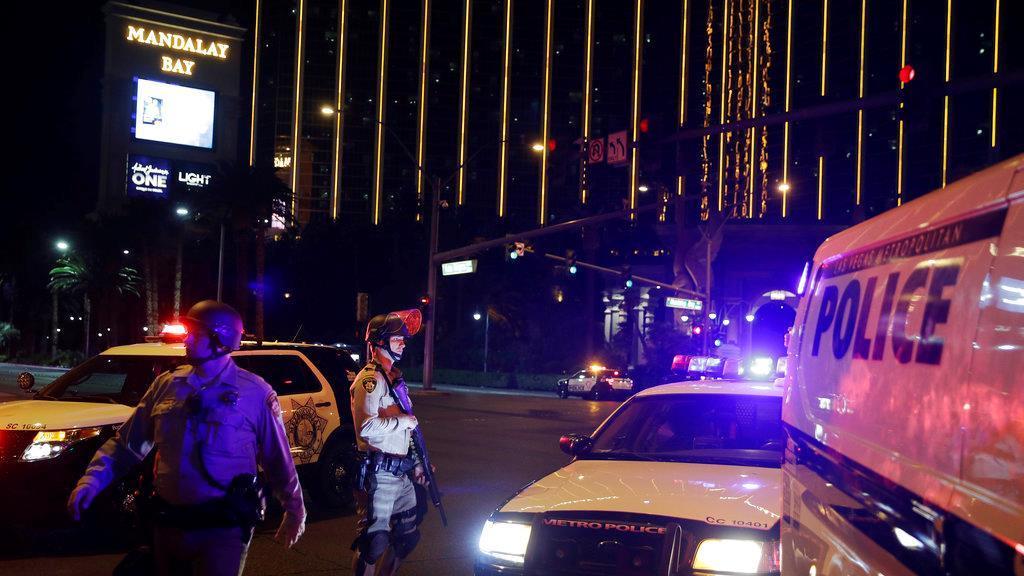 Ed Davis, Fox News contributor, weighs in on the Las Vegas shooting.