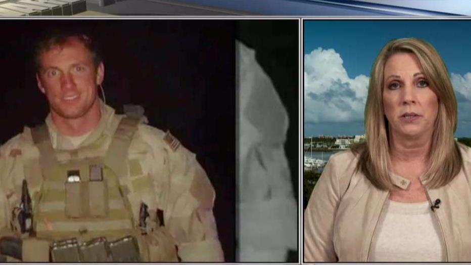 Gold Star mother Karen Vaughn says White House Chief of Staff Gen. John Kelly's speech on the realities service members' families go through after loss was very touching.
