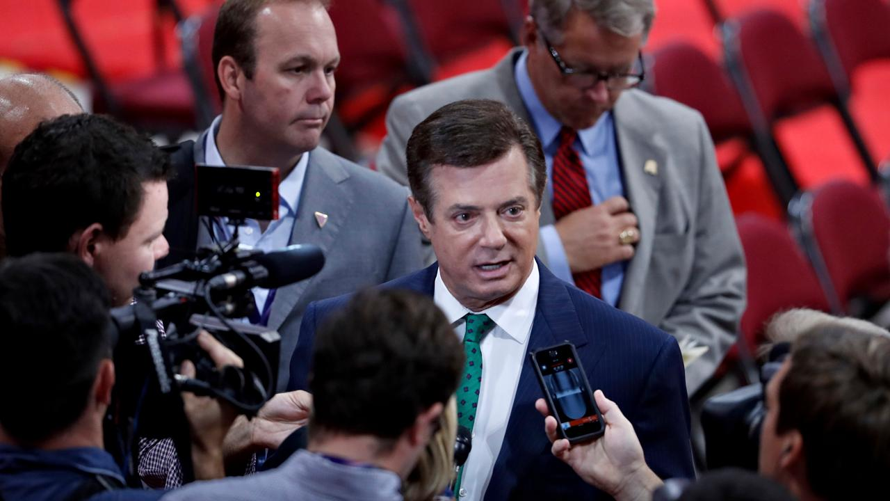 Former Whitewater independent counsel Robert Ray weighs in on the indictment of former Trump campaign chairman Paul Manafort.