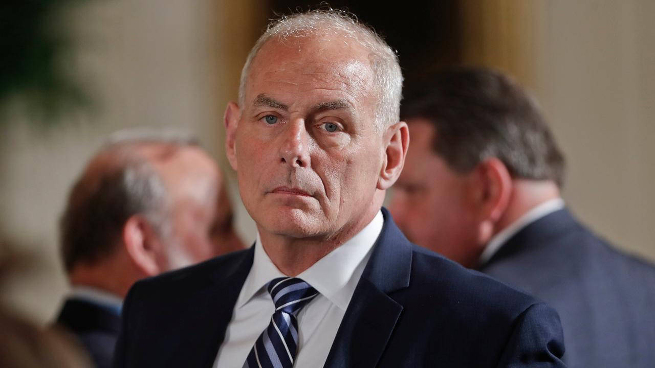 Clinton pitbull, media attack Kelly after Gold Star general defends Trump condolence call