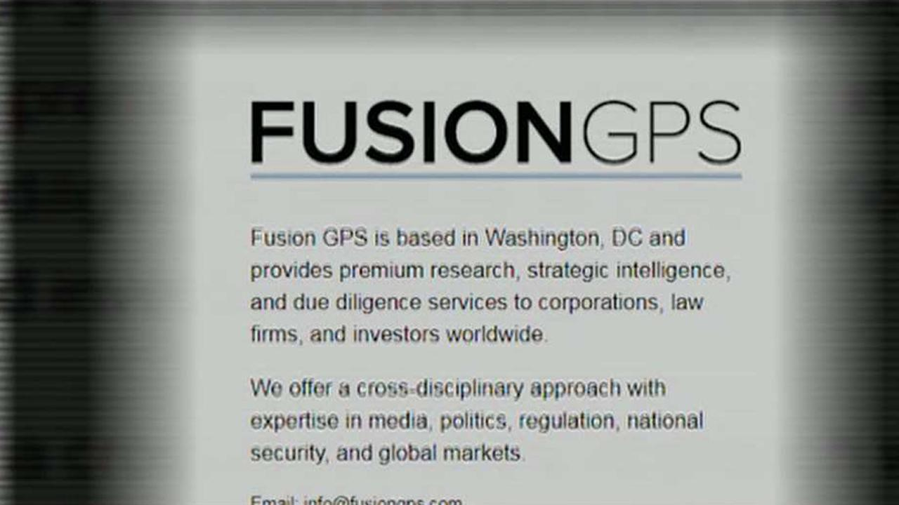 Human Rights Foundation CEO Thor Halvorssen says research firm Fusion GPS made a fake dossier on him.