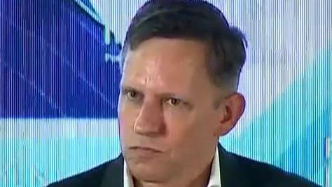 PayPal co-founder Peter Thiel argues bitcoin is more constrained than gold.