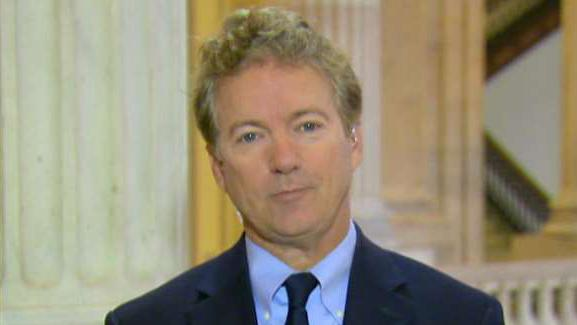 Sen. Rand Paul (R-KY) on health care reform and President Trump's tax reform plan.