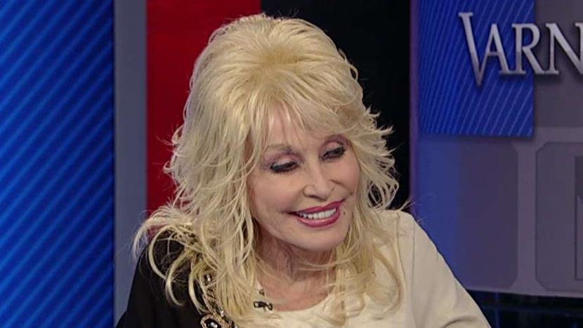 Country music star and actress Dolly Parton on helping California wildfire victims, the Harvey Weinstein scandal and her new album.