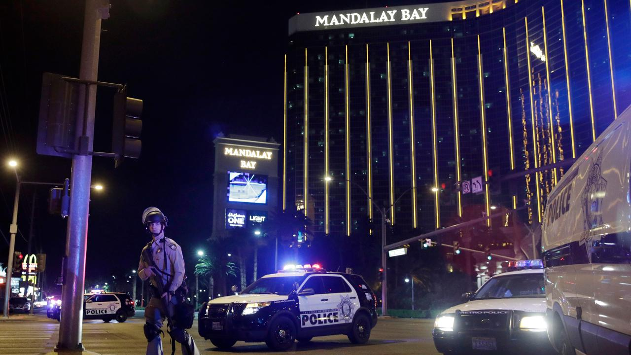 Make America Great Again Coalition chief strategist Sebastian Gorka on ISIS claiming responsibility for the shooting in Las Vegas.
