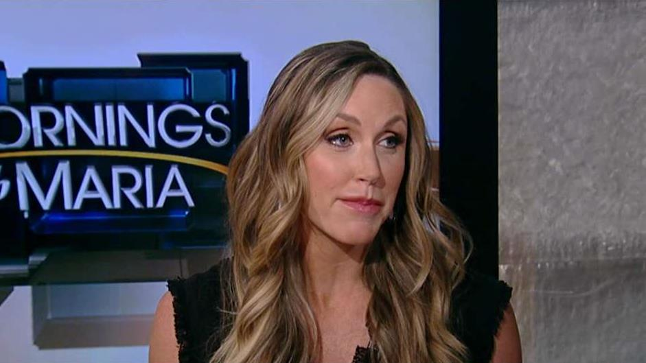 Lara Trump, senior advisor to the Trump for President campaign, on Dwayne 'The Rock' Johnson eyeing a potential presidential bid, looking ahead to the 2020 election, the popularity of the 'Make America Great Again' hats and Halloween.