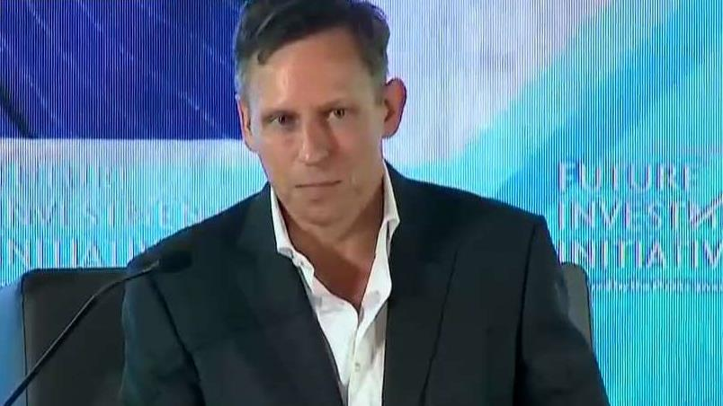 Venture capitalist Peter Thiel on the growth of innovation outside of Silicon Valley and investing in tech.