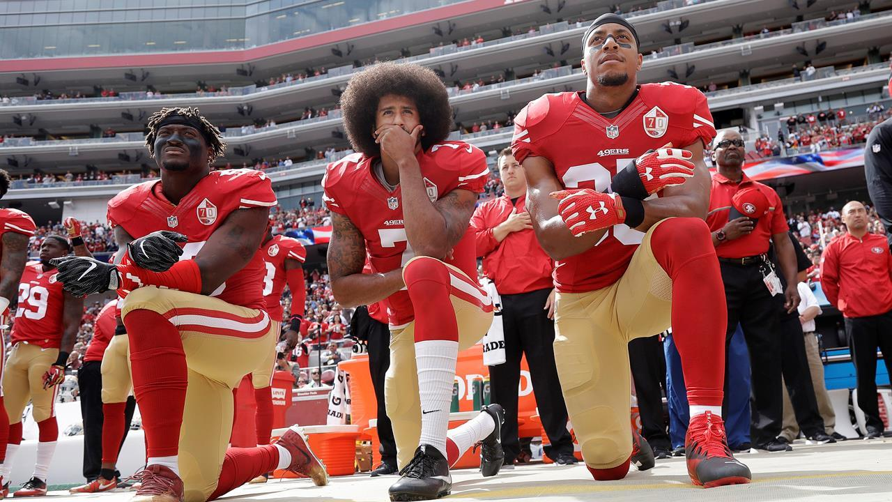 Judge Andrew Napolitano, Fox News senior judicial analyst, on the NFL National Anthem protests.