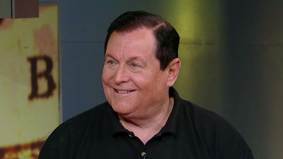 Burt Ward, Gentle Giants founder and Robin from the original 'Batman' TV series, on the dog food brand he and his wife developed to help dogs live longer.