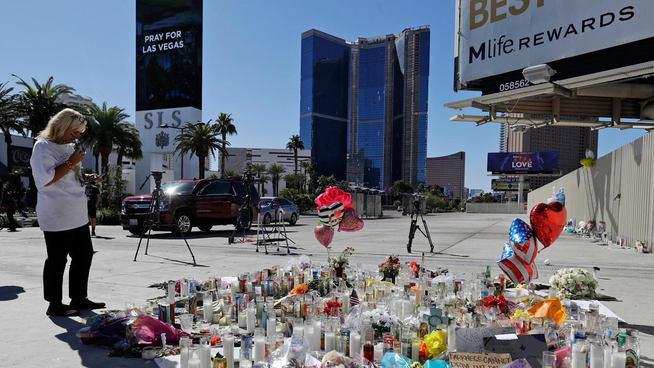 Clark County Commissioner Steve Sisolak on the outpouring of donations from corporations and individuals for the Las Vegas shooting victims.