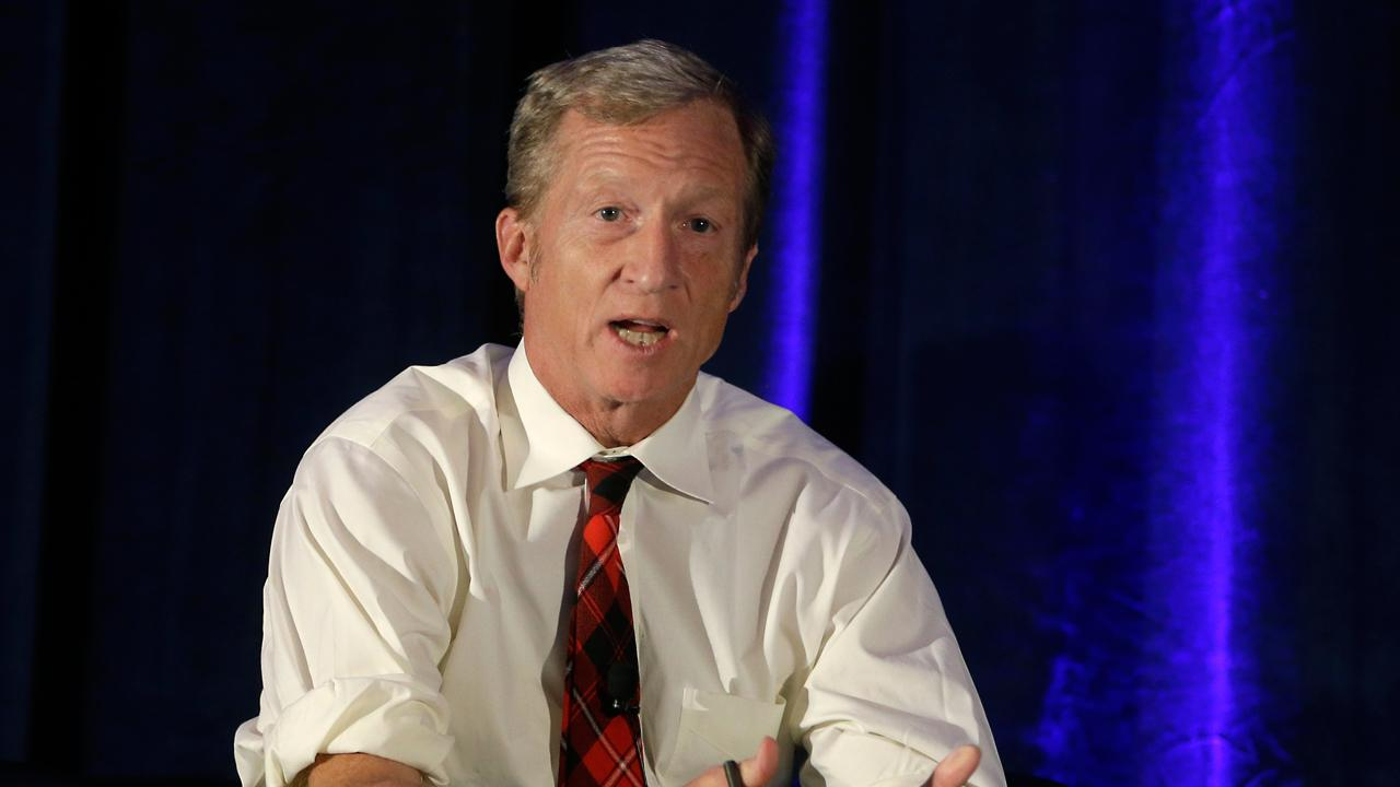 Sen. Roger Wicker (R-MS) reacts to Democratic mega-donor and billionaire Tom Steyer's campaign to impeach President Trump.