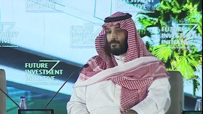 Crown Prince of Saudi Arabia Mohammad bin Salman Al Saud on the political shift in the country.