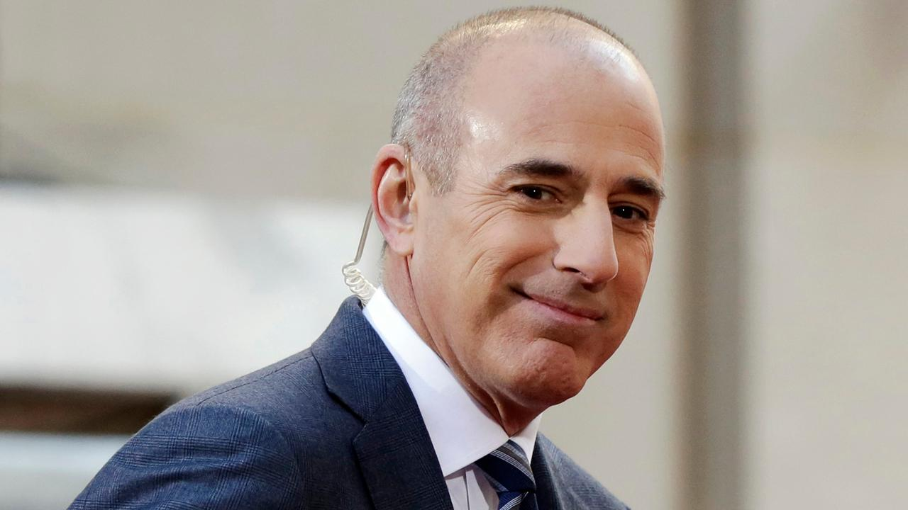 FBN's Kennedy on the firing of NBC's Matt Lauer over claims about sexual misconduct.