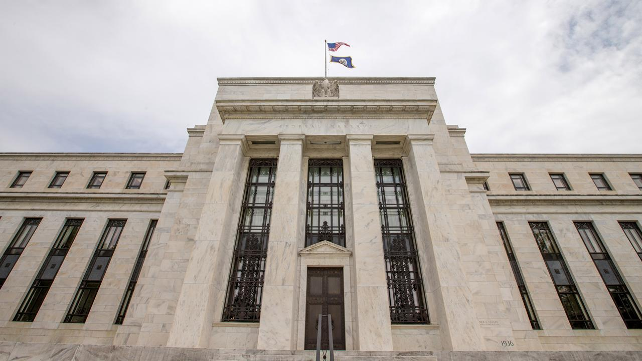 FBN's Adam Shapiro reports that the Federal Reserve Open Market Committee will maintain its target range for the federal funds rate.