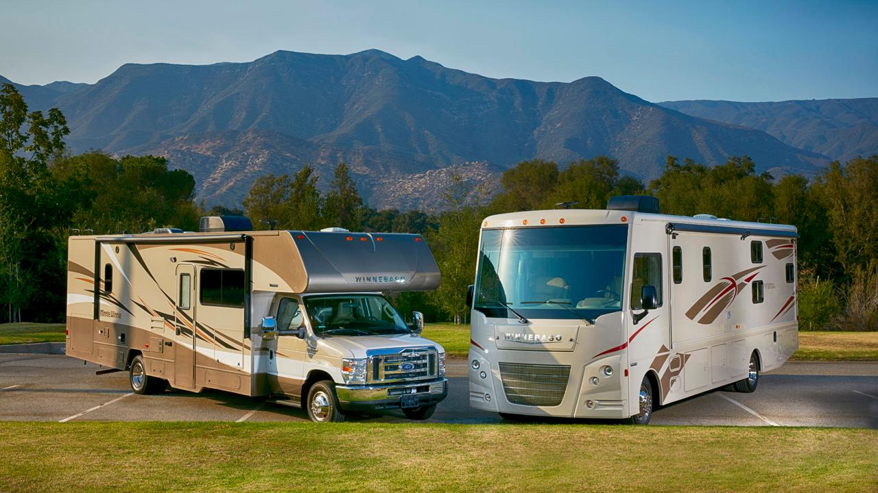 Michael Happe, Winnebago CEO, explains why sales for recreational vehicles are skyrocketing right now, and whether that trend could continue into the future.