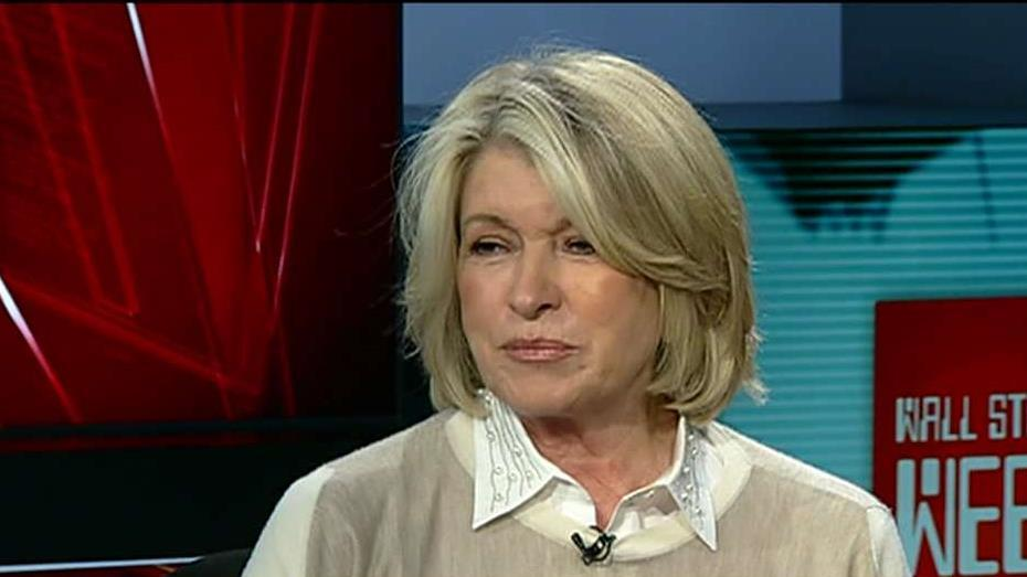Martha Stewart Living Omnimedia founder Martha Stewart on the evolution of her business the impact of Amazon and her show with Snoop Dogg.