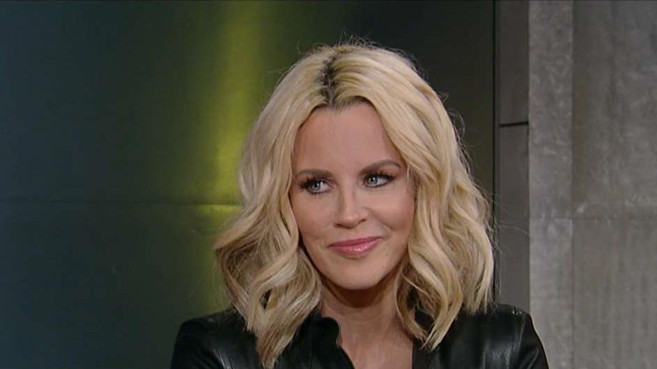 Actress and 'Blondies' creator Jenny McCarthy on her new line of cocktails and the alleged sexual harassment she faced in Hollywood.