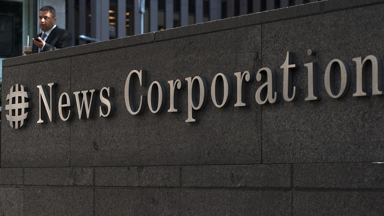 FOX Business' Nicole Petallides reports on News Corp's quarterly earnings.
