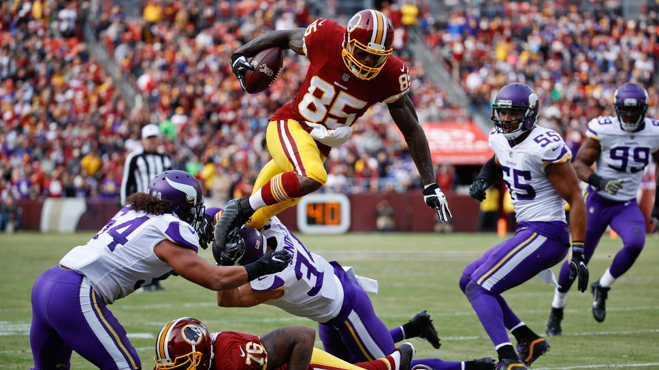 Former NFL player Burgess Owens explains why the NFL's use of the name 'Redskins' is not racist, while critics have lambasted the team for its use of a derogatory name for Native Americans.