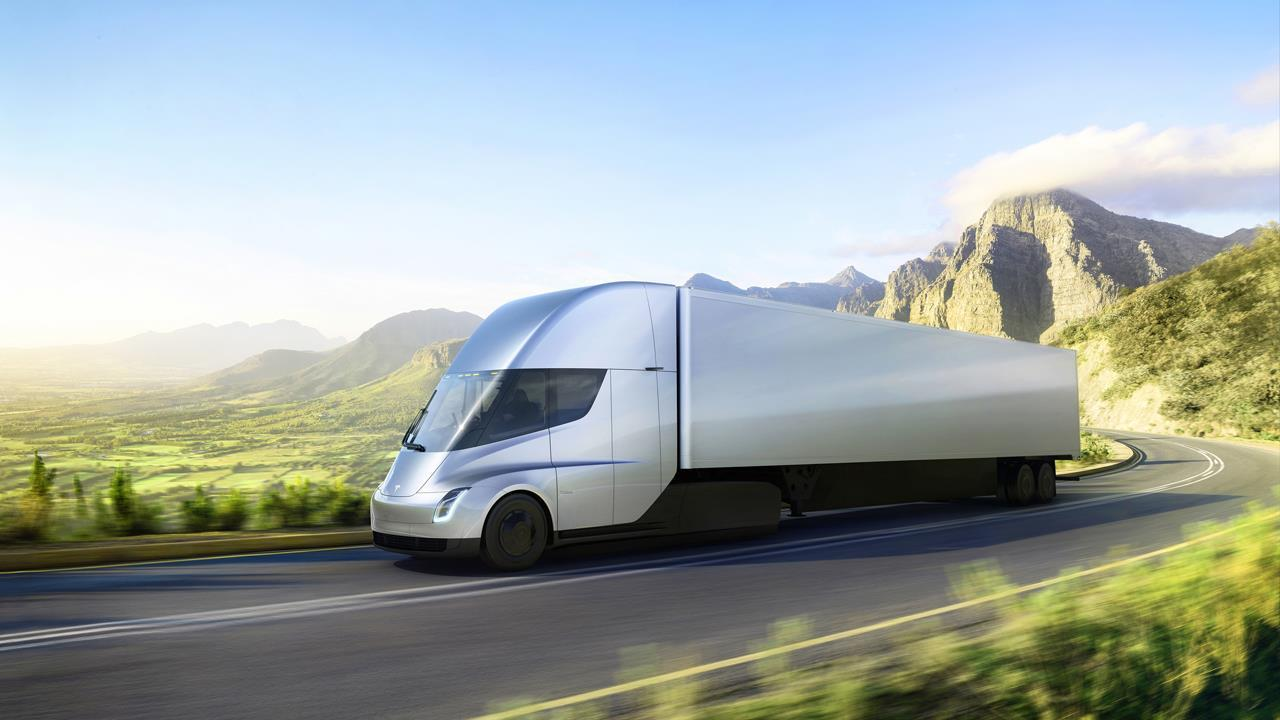 ARK Invest analyst Tasha Keeney on Tesla's new electric Semi truck and Roadster.