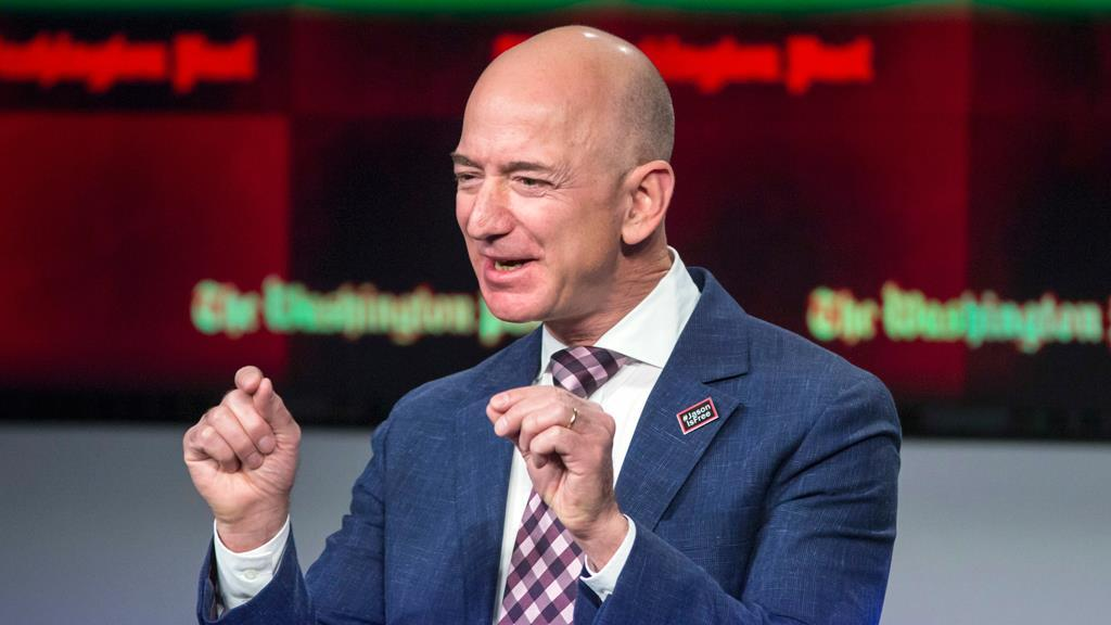 Mike Murphy of Rosecliff Capital on Amazon's Jeff Bezos and the cultural shift to online shopping.