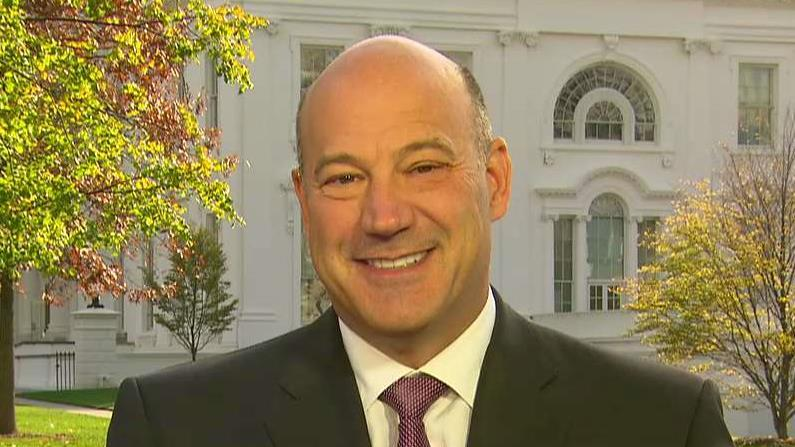 National Economic Council Director Gary Cohn provides insight into the GOP tax plan.
