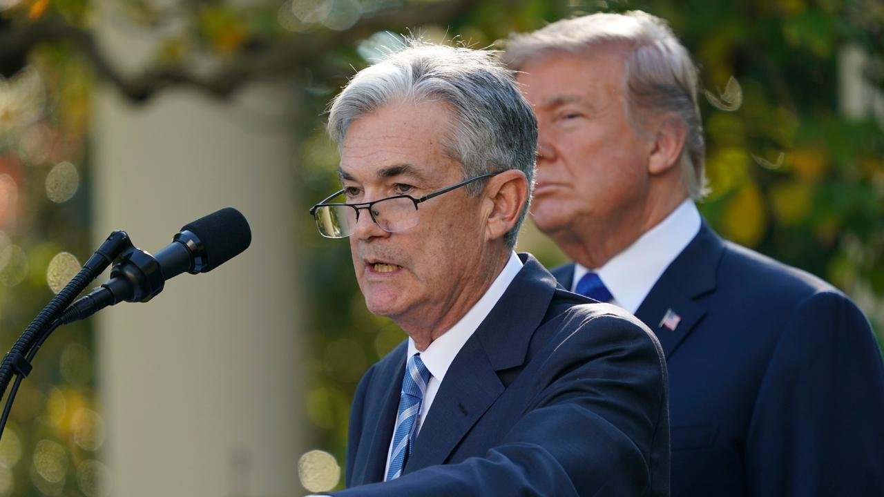 Former President of the Philadelphia Federal Reserve Charles Plosser weighs in on President Donald Trump's nomination of Jerome Powell as new chair of the Fed.