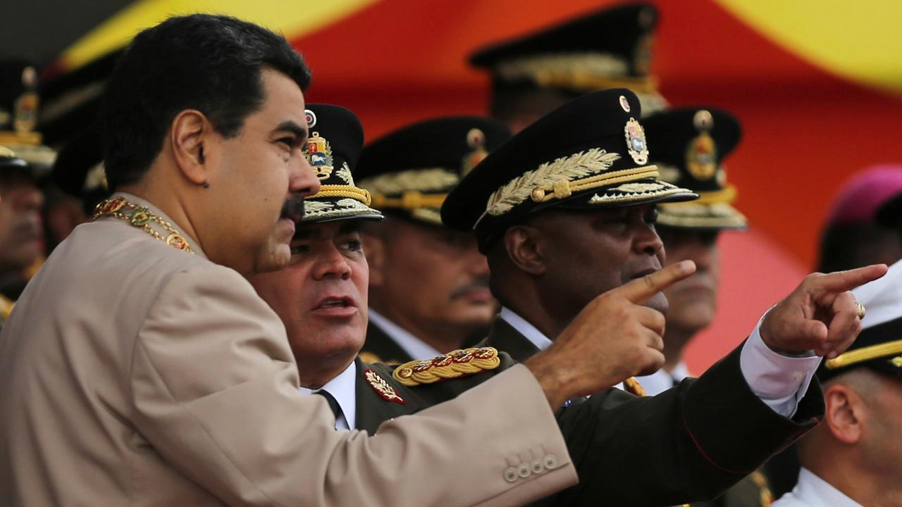 Wall Street Journal columnist Mary Anastasia O'Grady on the crisis in Venezuela.