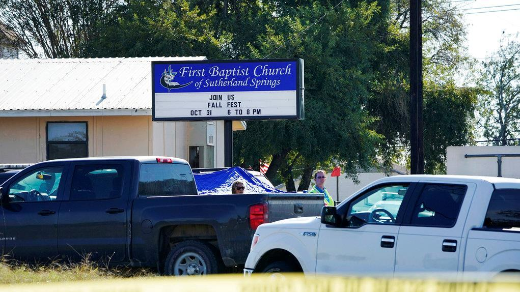 Hobby Lobby owners Steve and Jackie Green discuss the Texas church shooting and their new book 'This Dangerous Book.'