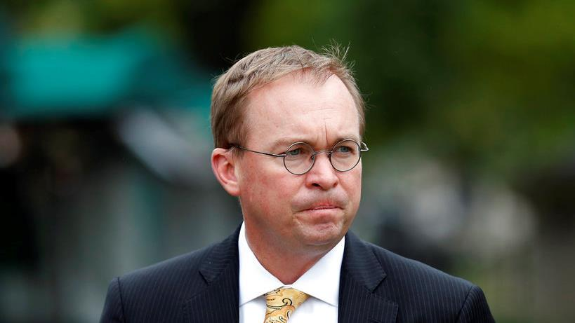 CFPB battle swells as Trump, Mulvaney square off with agency head
