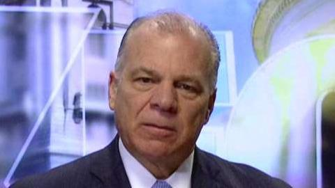 New Jersey Senate President Stephen Sweeney discusses his concerns over a millionaires tax.