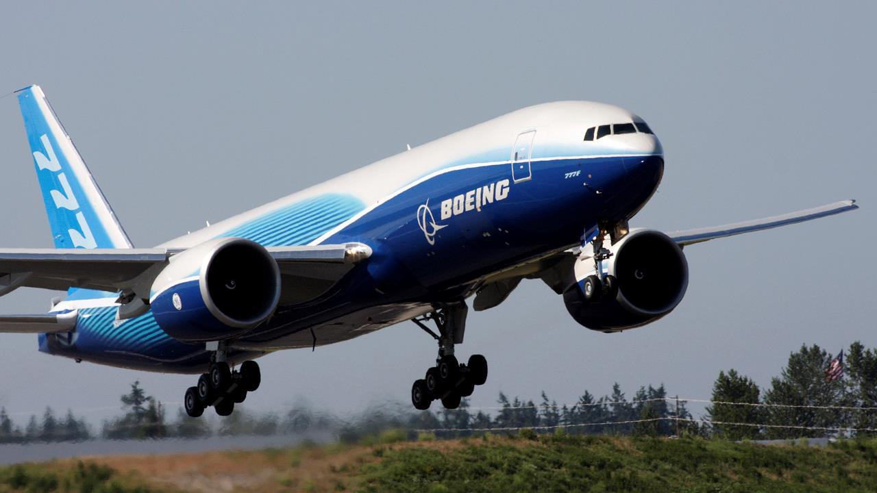 Boeing CEO Dennis Muilenburg on President Trump's trip to China, the company's growth and U.S. trade deals.