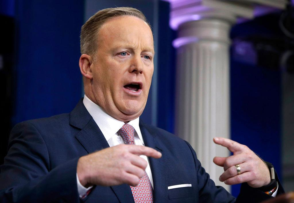 Former White House Press Secretary Sean Spicer on NBC's firing of Matt Lauer and the shift toward companies taking tougher stances against inappropriate workplace behavior.