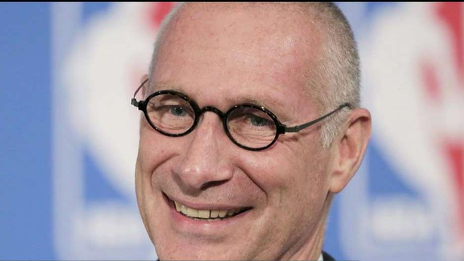 FOX Business' Stuart Varney reports that ESPN president John Skipper is resigning as president of ESPN amid substance addiction issues.