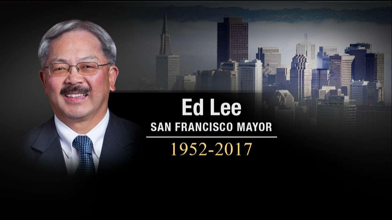 FBN's Cheryl Casone on the death of San Francisco Mayor Ed Lee.