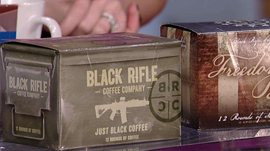 Black Rifle Coffee Company founder Evan Hafer on his transition from military service to starting a conservative coffee company.