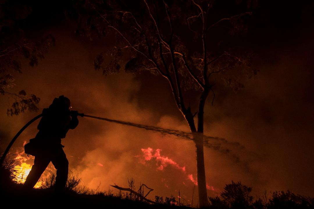 Private firefighters are hired through insurance agencies to help fight disasters. As the wildfires in California rage on, here's a look at the industry.