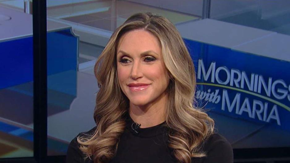 Lara Trump, Trump for President senior advisor, on President Trump's rising approval ratings, his decision to move the U.S. embassy in Israel to Jerusalem, Roy Moore's Senate bid, the Trump campaign gearing up for 2020 and the push for tax reform.