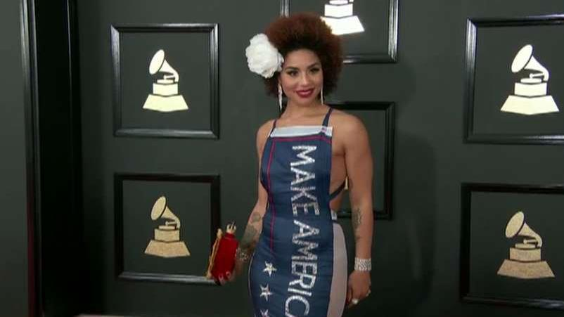 Joy Villa, singer and Trump supporter, said she wants to run for Congress to be of service to her constituents.