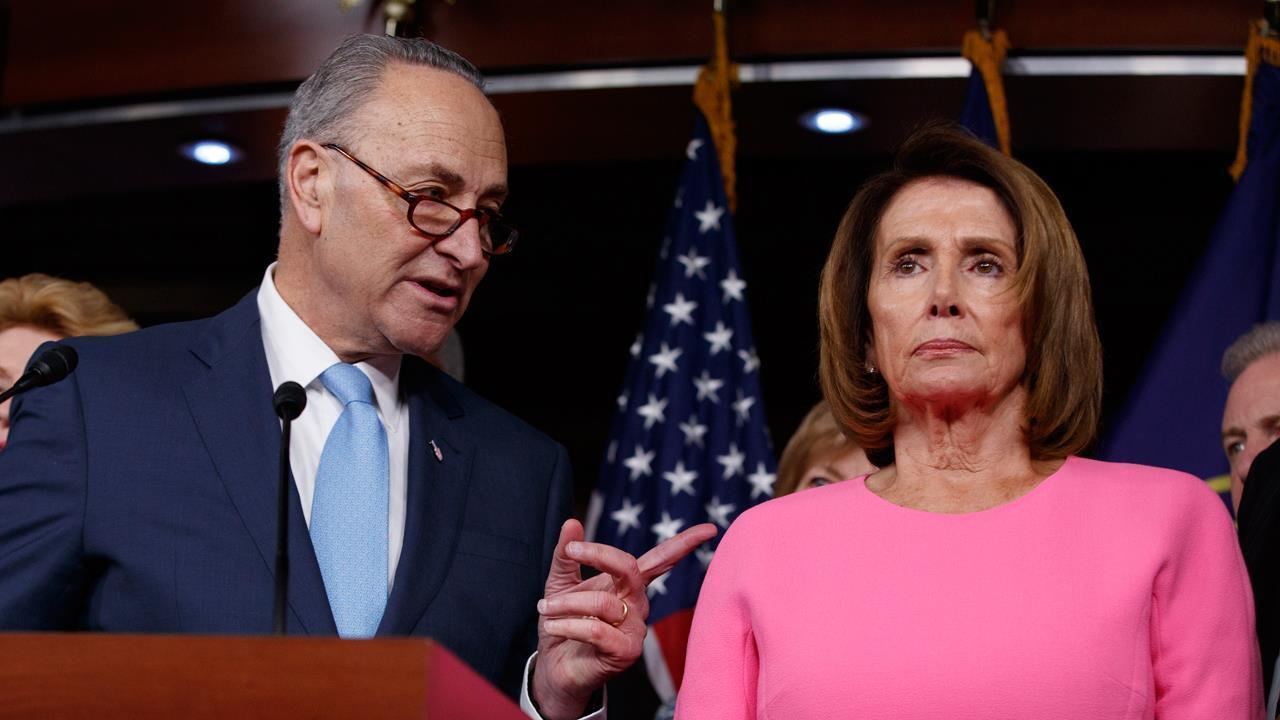 FBN's Stuart Varney on Democrats' scare tactics against the Republican tax bill.