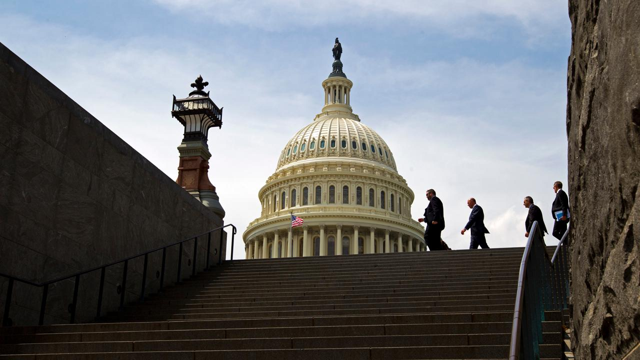 Rep. Blaine Luetkemeyer (R-MI) on how Congress plans to avoid a government shutdown.