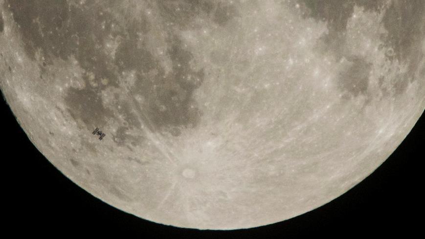 Apollo 17 astronaut Harrison Schmitt on President Trump vowing Americans will return to the moon.