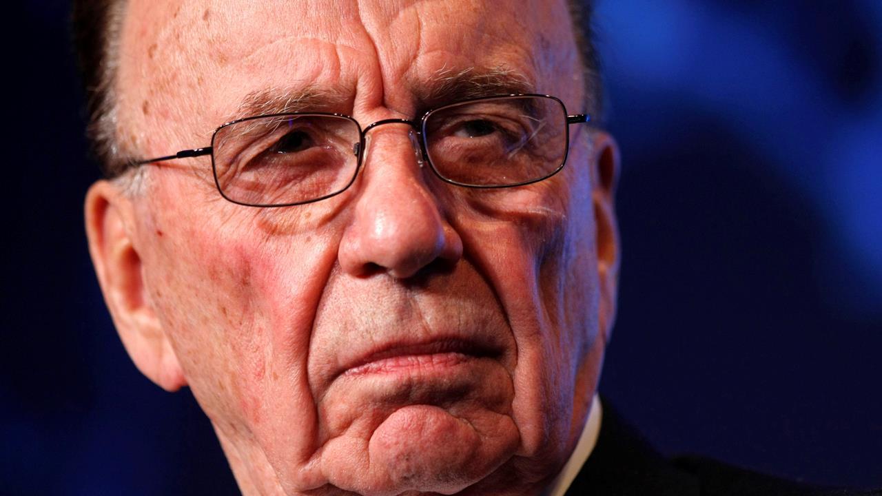 21st Century Fox Executive Chairman Rupert Murdoch on the Disney deal to acquire 21st Century Fox's entertainment assets for $52.4 billion.