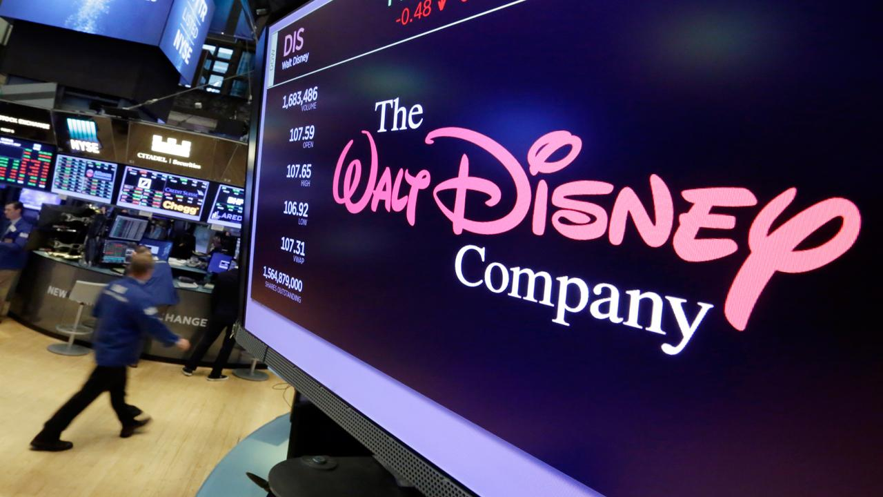 White House press secretary Sarah Sanders addresses Disney reaching a $52.4 billion deal to buy most of Rupert Murdoch's 21st Century Fox, the parent company of FOX Business.