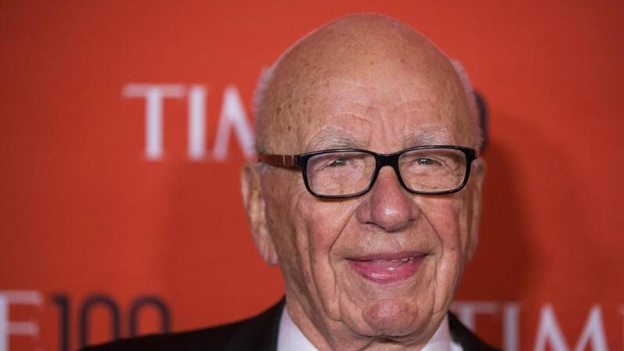 21st Century Fox Executive Chairman Rupert Murdoch on the Disney deal to acquire 21st Century Fox's entertainment assets and the future of news and sports programming.