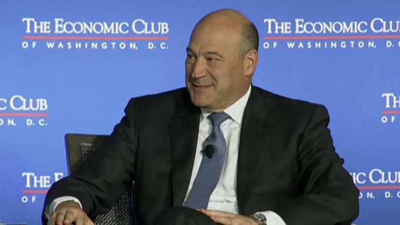 Sources tell FOX Business' Charlie Gasparino that White House Chief Economic Adviser Gary Cohn may depart in 2018.