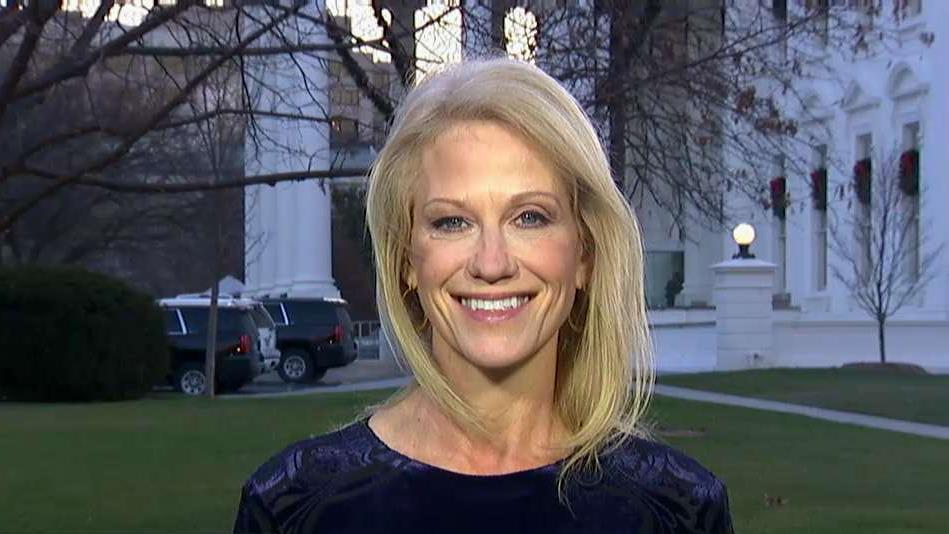 Kellyanne Conway, counselor to President Trump, on the Republican tax bill.