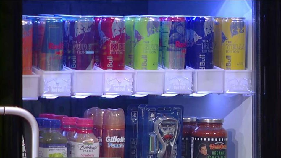 ViaTouch Media CEO Tom Murn on the company's high-tech vending machines.