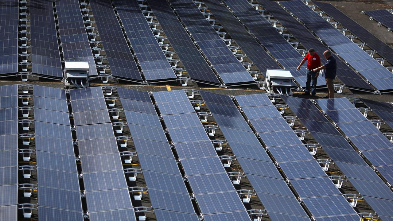 Sunpower CEO and Chairman Tom Werner discusses how potential tariffs from China may affect his business.