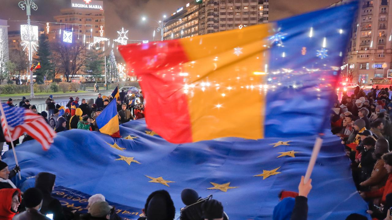 Romanian Trade Minister Ilan Laufer discusses the recent trade deals struck between the U.S. and Romania and relations with President Donald Trump.